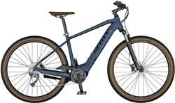 Scott Sub Cross eRIDE 30 2021 - Electric Hybrid Bike