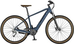 Scott Sub Cross eRIDE 30 2021 - Electric Hybrid Bike
