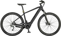 Scott Sub Cross eRIDE 20 2021 - Electric Hybrid Bike