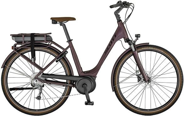 Scott Sub Active eRIDE 30 Unisex 2021 - Electric Hybrid Bike