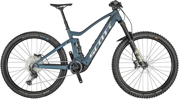 Scott Genius eRIDE 920 2022 - Electric Mountain Bike
