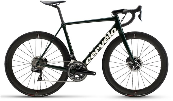 Cervelo R5 Disc Dura Ace Di2 2021 - Road Bike
