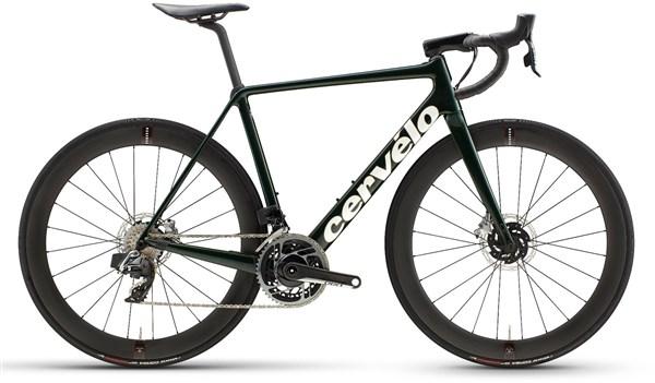 Cervelo R5 Disc Force eTap AXS 2021 - Road Bike