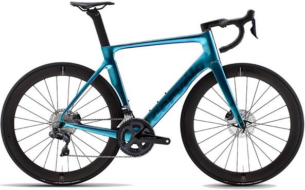 Cervelo S Disc Ultegra Di2 2021 - Road Bike