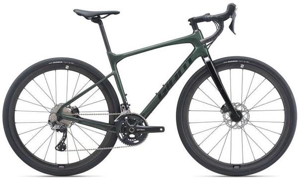 Giant Revolt Advanced 0 2021 - Gravel Bike