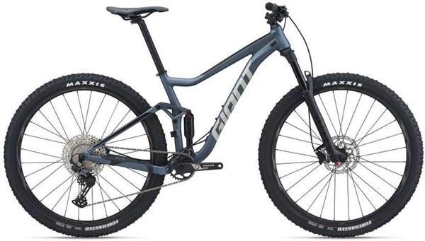 "Giant Stance 2 29"" Mountain Bike 2021 - Trail Full Suspension MTB"