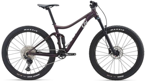 "Liv Embolden 2 27.5"" Mountain Bike 2021 - Trail Full Suspension MTB"