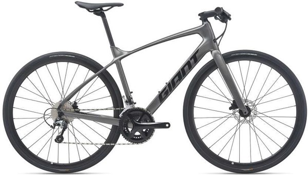 Giant FastRoad Advanced 2 2021 - Road Bike