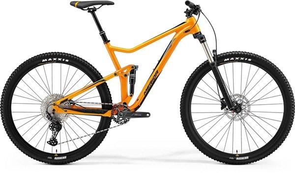 Merida One-Twenty 400 Mountain Bike 2021 - Trail Full Suspension MTB
