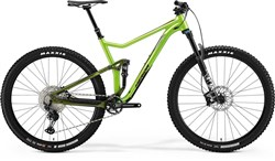 Merida One-Twenty 700 Mountain Bike 2021 - Trail Full Suspension MTB
