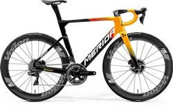Merida Reacto Disc Team-E 2021 - Road Bike