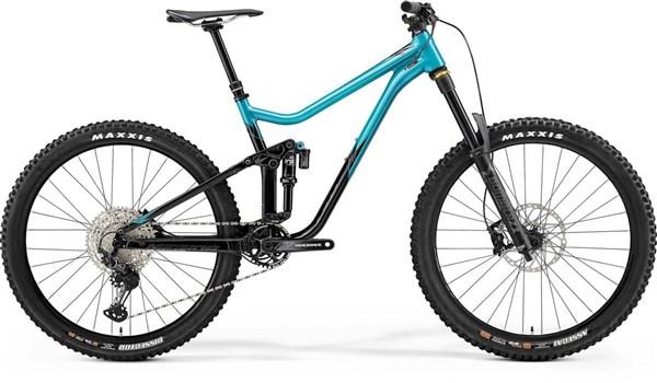 Merida One-Sixty 700 Mountain Bike 2021 - Enduro Full Suspension MTB
