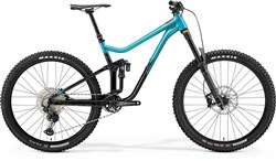 Merida One-Sixty 700 Mountain Bike 2021 - Enduro Full Suspension MTB