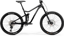 Merida One-Sixty 400 Mountain Bike 2021 - Enduro Full Suspension MTB