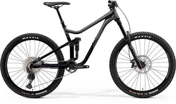 Merida One-Sixty 400 Mountain Bike 2021 - Enduro Full Suspension MTB