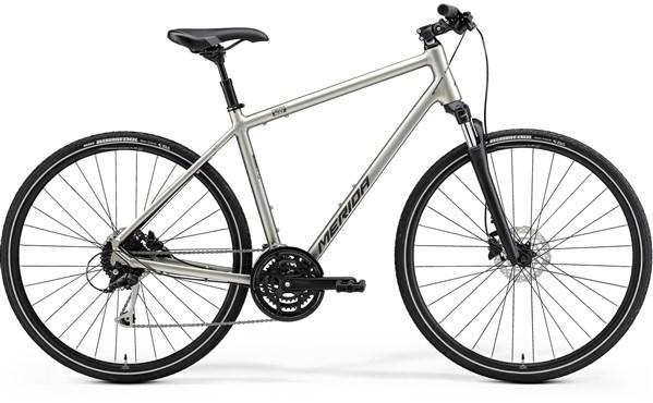 Merida Crossway 100 2021 - Hybrid Sports Bike