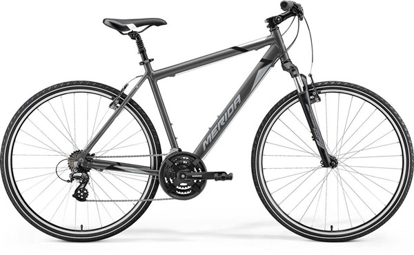 Merida Crossway 10V 2021 - Hybrid Sports Bike