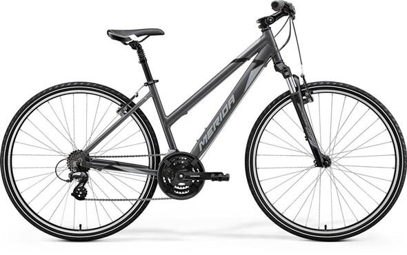 Merida Crossway 10V Womens 2021 - Hybrid Sports Bike