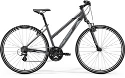 Merida Crossway 10V Womens 2021 - Hybrid Sports Bike