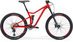 Merida One-Forty 700 Mountain Bike 2021 - Trail Full Suspension MTB