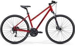 Product image for Merida Crossway 40 Womens 2021 - Hybrid Sports Bike