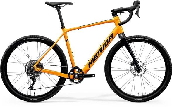 Merida ESilex + 600 2021 – Electric Gravel Bike