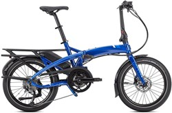 Product image for Tern Vektron Q9 - Nearly New - 20w 2019 - Electric Hybrid Bike
