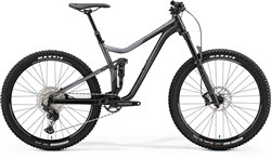 Merida One-Forty 600 Mountain Bike 2021 - Trail Full Suspension MTB
