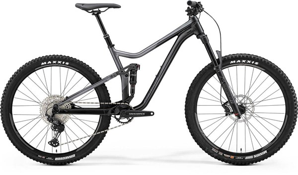 Merida One-Forty 600 Mountain Bike 2021 - Trail Full Suspension MTB