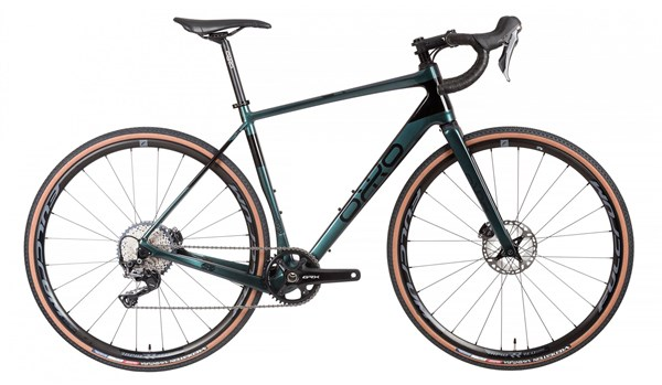 Orro Terra C GRX800 RR5 2021 - Gravel Bike