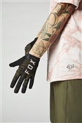 Fox Clothing Permanent Vacation - Ranger Gel Womens Long Finger Gloves