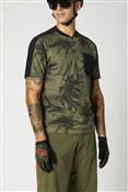 Fox Clothing Permanent Vacation - Ranger DriRelease Henley Short Sleeve Jersey