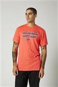 Fox Clothing Turn N Burn - Razors Edge Short Sleeve Tee
