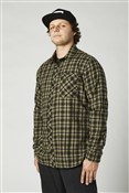Fox Clothing Reeves Long Sleeve Woven Shirt