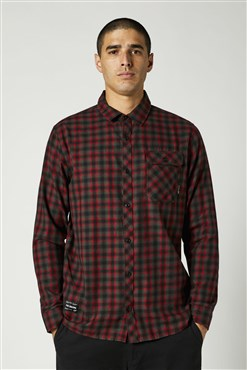 Fox Clothing Reeves Long Sleeve Woven Shirt