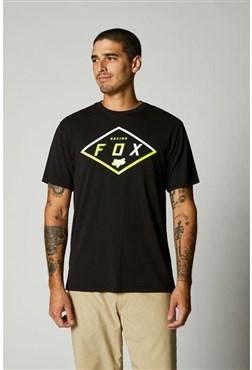 Fox Clothing Badge Short Sleeve Tech Tee