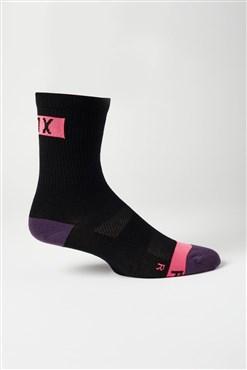 """Fox Clothing 6"""" Flexair Merino Womens Socks"""