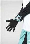 Fox Clothing Defend Womens Long Finger Gloves