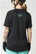 Fox Clothing Defend Womens Short Sleeve Jersey