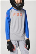 Fox Clothing Defend Youth Long Sleeve Jersey