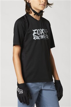 Fox Clothing Defend Youth Short Sleeve Jersey