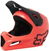 Fox Clothing Rampage Youth Full Face MTB Cycling Helmet