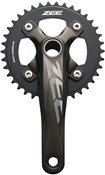 Shimano FC-M645 ZEE Chainset and 83mm Bottom Bracket
