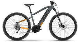 Haibike HardNine 4 2021 - Electric Mountain Bike