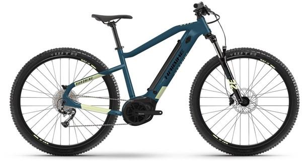 Haibike HardNine 5 2021 - Electric Mountain Bike