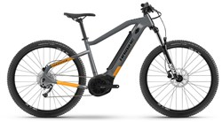 Haibike HardSeven 4 2021 - Electric Mountain Bike