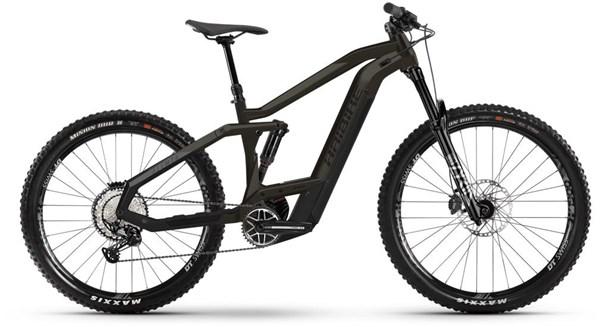 Haibike AllMtn 5 2021 - Electric Mountain Bike