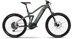 Haibike xDuro AllMtn 6 2021 - Electric Mountain Bike