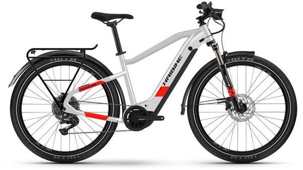 Haibike Trekking 7 2022 - Electric Hybrid Bike