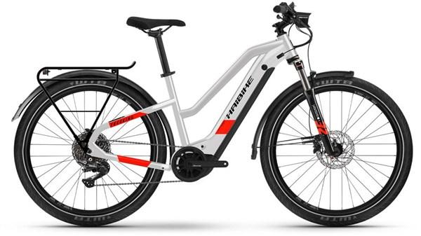 Haibike Trekking 7 Womens 2022 - Electric Hybrid Bike